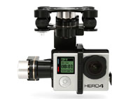 DJI Zenmuse H4-3D 3-Axis Gimbal GoPro Hero 4 for Phantom 2 (нажмите для увеличения)