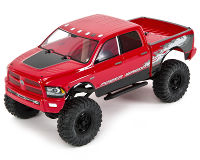 Axial SCX10 Dodge Ram Power Wagon 4WD Rock Crawler 2.4GHz RTR