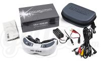 FatShark DominatorHD SVGA FPV Headset with Head Tracking Module (нажмите для увеличения)
