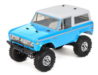 Vaterra Ascender Ford Bronco 1972 4WD Rock Crawler 2.4GHz RTR