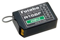Futaba Micro Receiver R156F-FM40 without Xtal