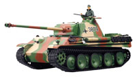 German Panther G Airsoft RC Battle Tank 1:16 with Smoke RTR (нажмите для увеличения)