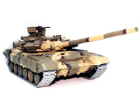 Russian T90 Airsoft RC Battle Tank 1:16 PRO with Smoke 2.4GHz