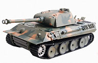 German Panther Airsoft RC Battle Tank 1:16 with Smoke 2.4GHz (нажмите для увеличения)