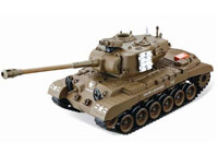 HouseHold M26 Pershing Snow Leopard Green 1:20 Airsoft Tank 27MHz (нажмите для увеличения)