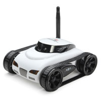 I-Spy FPV Mini Tank iPad/iPhone/iPod/Android