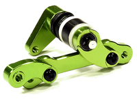 Aluminum Steering Bellcrank Green Savage XS (нажмите для увеличения)