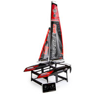Joysway Force2 60 Catamaran Dual Hull 660mm 2.4GHz RTR (нажмите для увеличения)