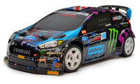 Ken Block Intergalactic Ford Fiesta ST RX43 Micro RS4 2.4GHz RTR