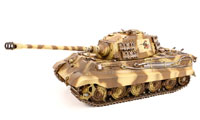 German King Tiger Henschel Turret Brown Camouflage IR 1:24th 2.4GHz RTR (нажмите для увеличения)