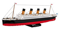 Cobi Historical Collection. R.M.S. Titanic 1:300