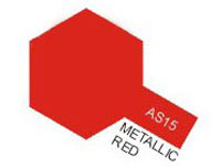Mumeisha AS15 Metallic Red Color 180ml