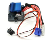 Losi MSC12L 4 Model FWD/REV Brushed Motor ESC with LiPo Cutoff (нажмите для увеличения)