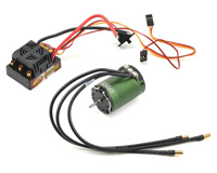 Castle Creations Sidewinder SCT Waterproof Combo with Sensored 1410 1Y Motor 3800kV (нажмите для увеличения)