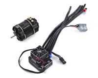 Hobbywing XR10 Pro with V10 G3 6.5T 5120kV Sensored Brushless Combo (нажмите для увеличения)