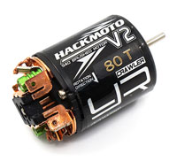 Yeah Racing Hackmoto V2 540 80T Crawler Brushed Motor 3650RPM