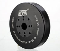DYS Gimbal Brushless Motor GM81-90T with Hollow Shaft (нажмите для увеличения)