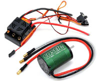Castle Creations SV3 Sidewinder SCT 1/10 Brushless Short Course Combo with Neu-Castle 1410 3800kV (нажмите для увеличения)