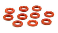 Silicone O-Ring 5x9x2mm 10pcs