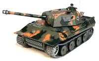 German Panther Airsoft RC Battle Tank 1:16 PRO with Smoke 2.4GHz (нажмите для увеличения)