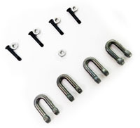 Taigen Tiger 1 Metal Shackle Set