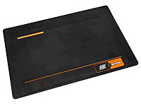 HPI/HB Racing Large Rubber Pit Mat 75x50mm Black (нажмите для увеличения)