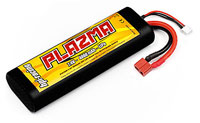 HPI Plazma LiPo 7.4V 4000mAh 20C Round Case Stick Pack Re-chargeable Battery