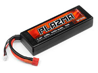 HPI Plazma LiPo 7.4V 5300mAh 30C Rectangular Case Stick Pack Re-Chargeable Battery