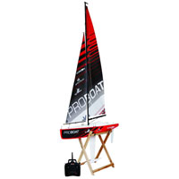 ProBoat Ragazza V2 1-Meter Sailboat 2.4GHz RTR