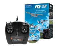 RealFlight 9 RF9 Flight Simulator with Spektrum Interlink-DX Controller (нажмите для увеличения)