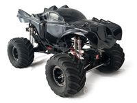 RemoHobby Batman Waterproof 1/10 4WD 4WS 2.4GHz RTR