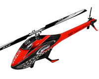 SAB Goblin 380 Flybarless Electric Helicopter Red/Black Kit with Blades (нажмите для увеличения)