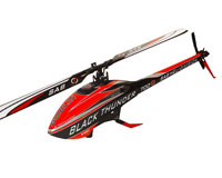 SAB Goblin Black Thunder T-Line 700 Flybarless Electric Helicopter Kit (нажмите для увеличения)