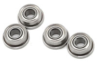 Flanged Ball Bearing 2.5x6x2.6mm ABEC-5 4pcs