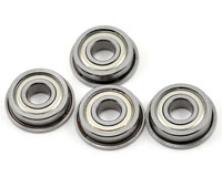 Flanged Ball Bearing 5x13x4mm ABEC-5 4pcs