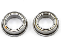 Flanged Ball Bearing 8x12x3.5mm ABEC-5 2pcs