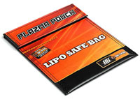 HPI Plazma Pouch LiPo Safe Bag 18x22cm