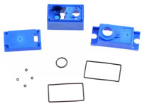 Traxxas Servo Case and Gasket for 2065 Waterproof Sub-micro Servo