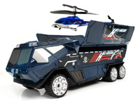 Silverlit Heli Mission Radio Control Swat Truck and Helicopter (нажмите для увеличения)
