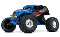 Skully 2WD with Fast Charger 2.4GHz RTR