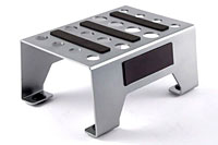 Fastrax Aluminium Pit Stand with Magnetic Strip Silver (нажмите для увеличения)