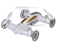 Syma X9S FlyCar Quadrocopter Air-Ground 2.4GHz