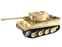 Tiger 1 Early Version IR RC Tank 1:16 PRO with Smoke 2.4GHz (нажмите для увеличения)