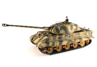King Tiger IR RC Tank 1:16 Metal with Smoke 2.4GHz (нажмите для увеличения)