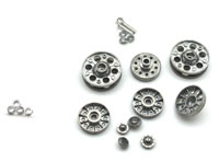 Taigen T34-85 Metal Pinion Gear and Idler Wheels