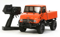 Unimog 406 Series U900 Orange CC-01 4WD 2.4GHz RTR