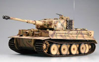 German Tiger I Desert Yellow IR Tank 1:16 2.4GHz RTR (нажмите для увеличения)