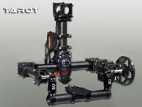 Tarot Full-Size 2 Axis Invincible Rabbit Camera Gimbal Mount (нажмите для увеличения)