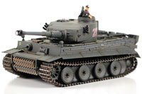 German Tiger I Early Production Grey Infrared 1:24 (нажмите для увеличения)