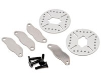 Brake Disk & Pad Set 5IVE-T